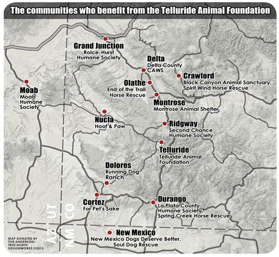 TAF Map